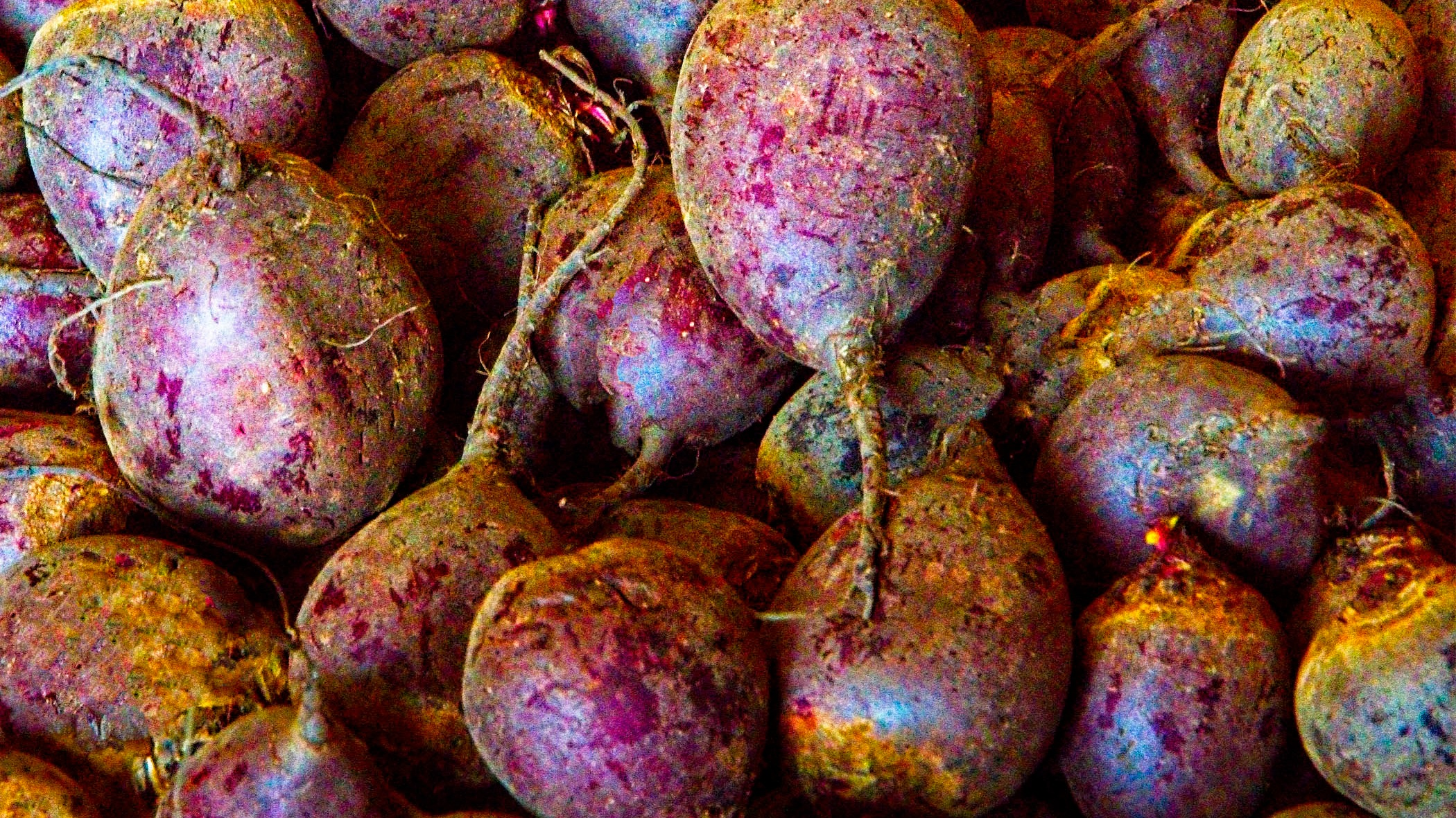 Red Beets -