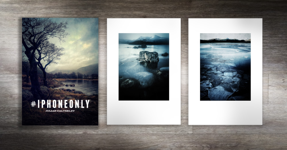 Frozen Highlands paired prints