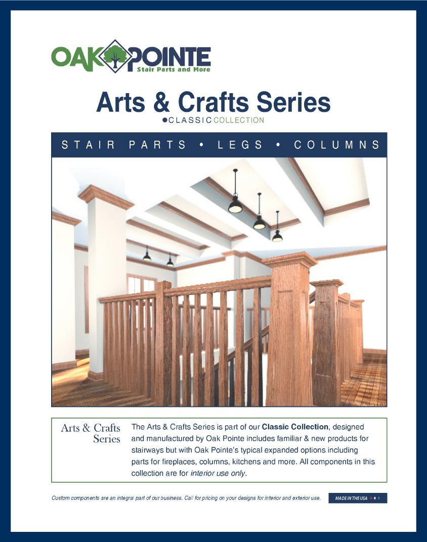 Arts & Crafts Series