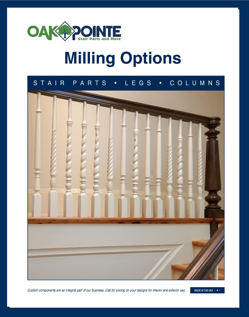 Milling Options