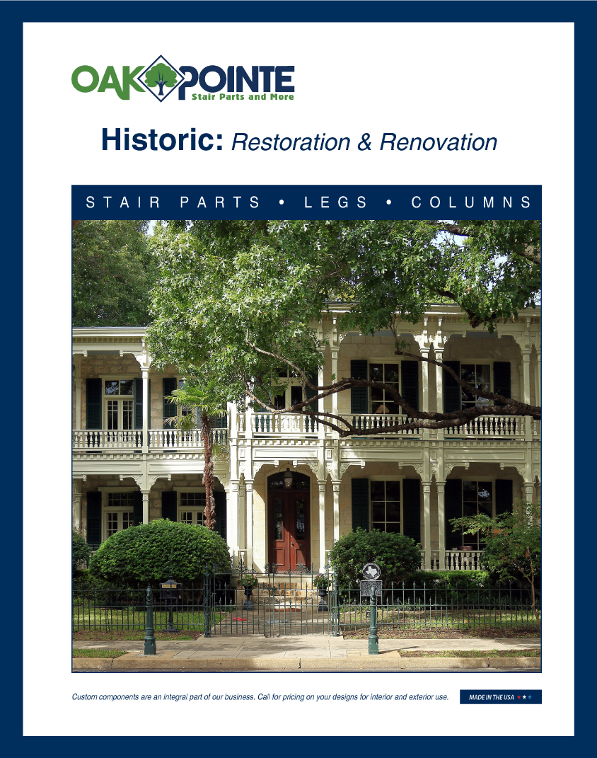 Historic: Restoration and Renovation