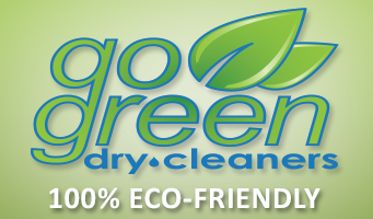- Go Green Dry Cleaners is a full service dry cleaner, with free pick-up and delivery from The Imagine Lab, professional tailoring services on-site, and part of the largest ALL GREEN dry cleaning group in lower Westchester and Southern Connecticut. Same day service available!