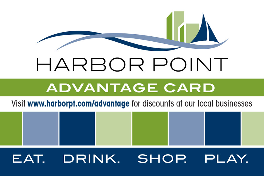 - Who doesn't love a deal? The Imagine Lab agents will receive a Harbor Point Advantage Card to unlock special offers and discounts from the variety of great restaurants, shops, and services around Harbor Point.