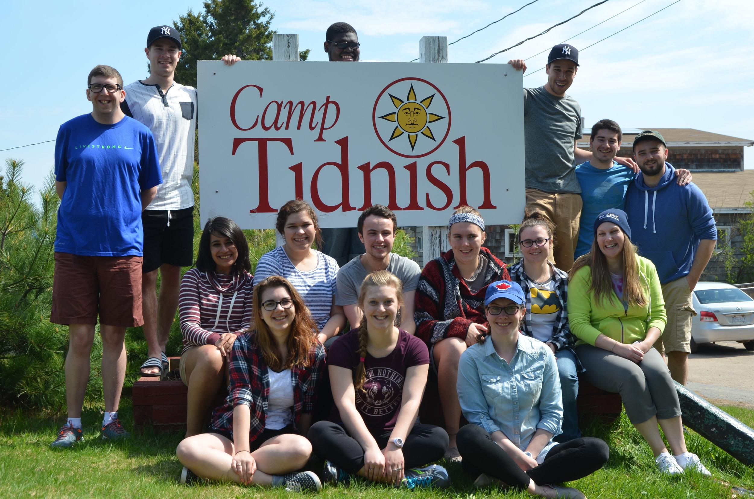 Camp Staff 2015