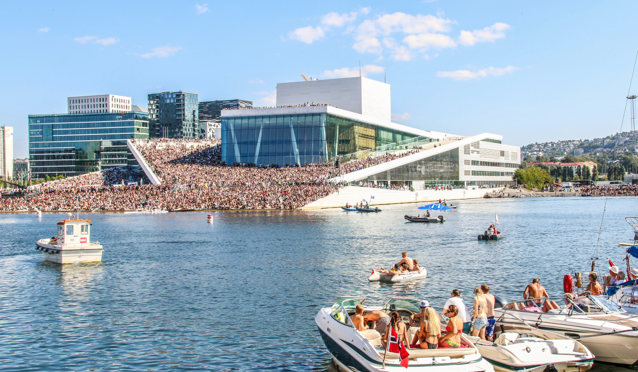 ARENA OSLO   A collaborative business development strategy combining five industries — culture, creative, knowledge, travel and tourism, food and beverage, towards creating and strengthening the event industry of Oslo, creating a smart event city.  Advisory - Einar Kleppe Holthe  arenaoslo.no