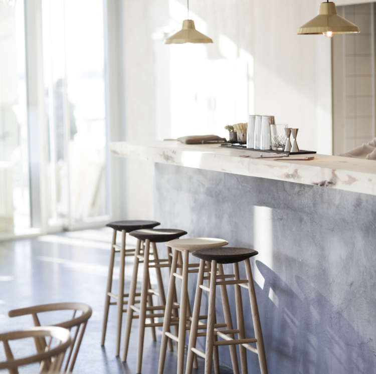 VINGEN BAR   A food and beverage concept at the contemporary art museum of Astrup Fearnley — connecting the art community, fjord and city at Tjuvholmen.  Founding partner — Einar Kleppe Holthe  vingenbar.no