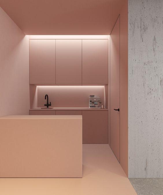 The world's  cleanest kitchen?