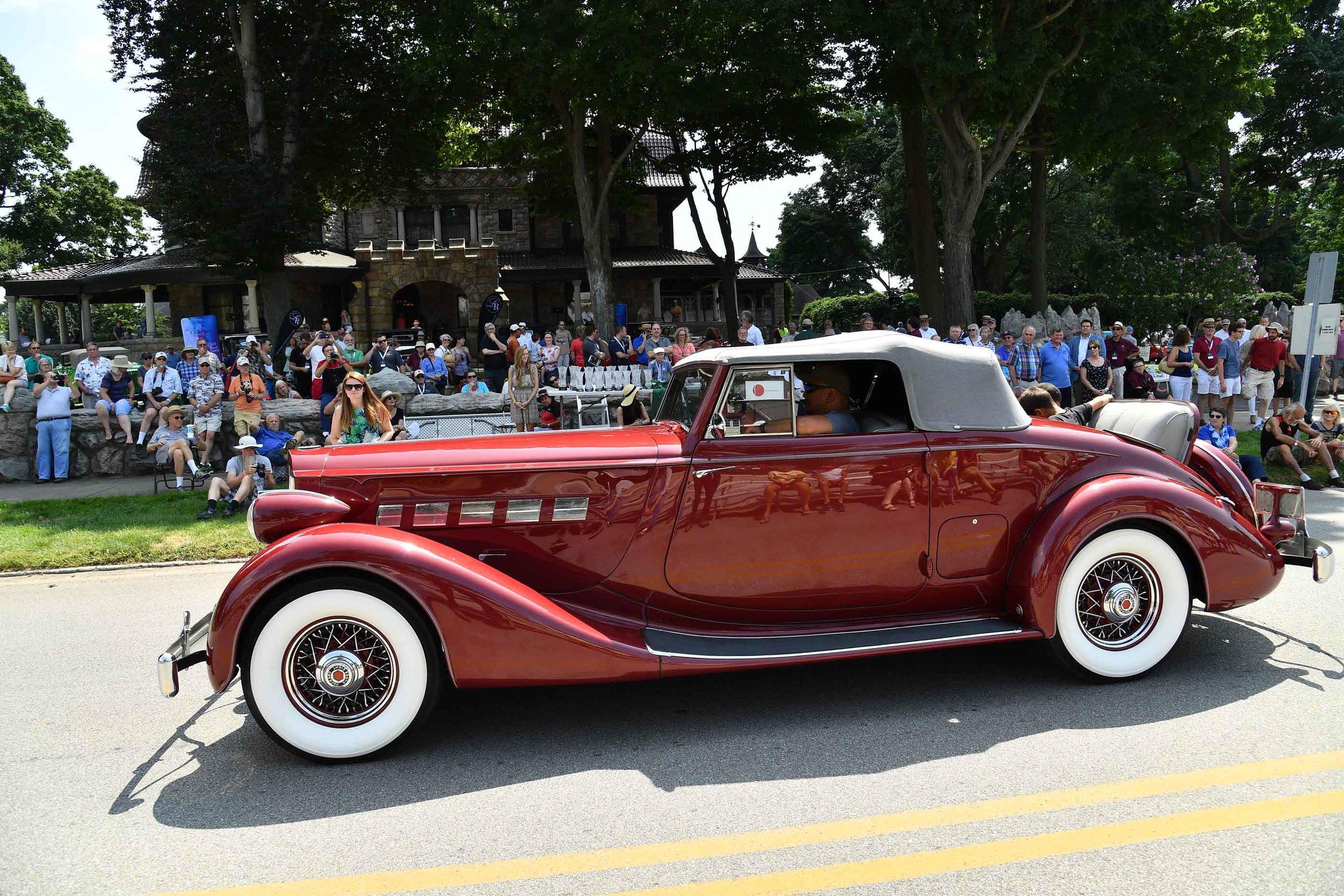 The Packard Motor Car Company
