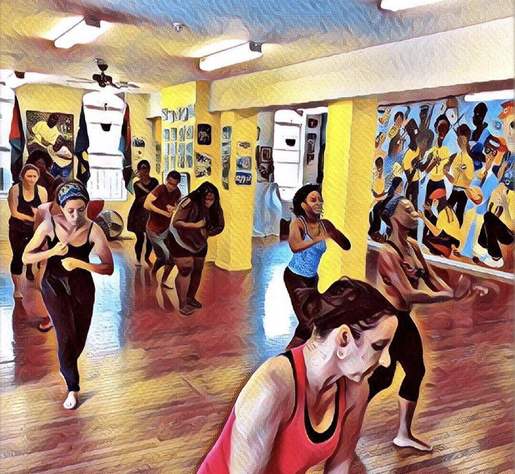 Afro Brazilian Dance - 7:30-8:30pm Led by Flavia NascimentoFICA Studio $18IG: afro.braziliandance_DCFB: FlaviaNascimento/facebook.com