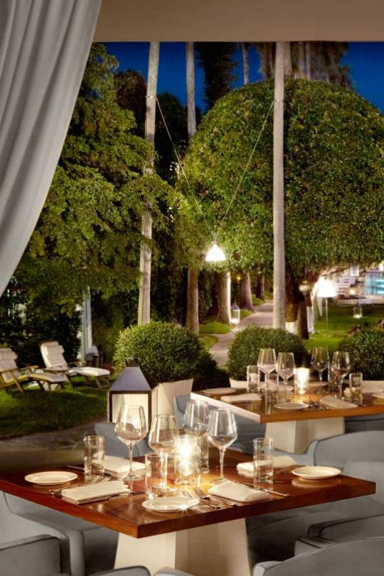 Leynia Restaurant - Miami, Florida
