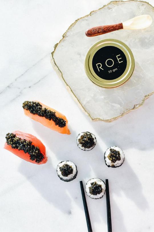 ROE Caviar - Beverly Hills, California