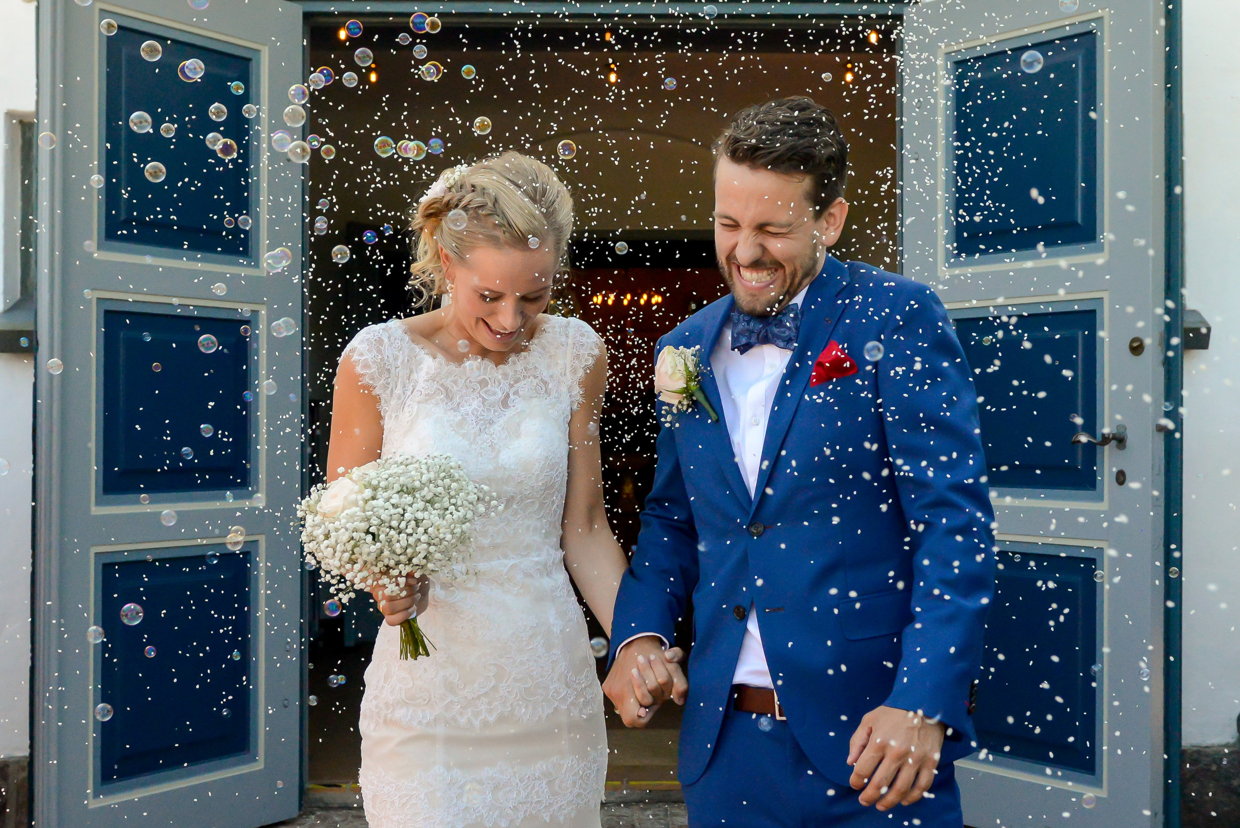 - Thank you Pernille, for the most beautiful wedding photos. We are so happy and satisfied with them. Pernille was really listening to our wishes and fulfilled them very much. We will definitely recommend her as out wedding photographer! - Louise & Mathias