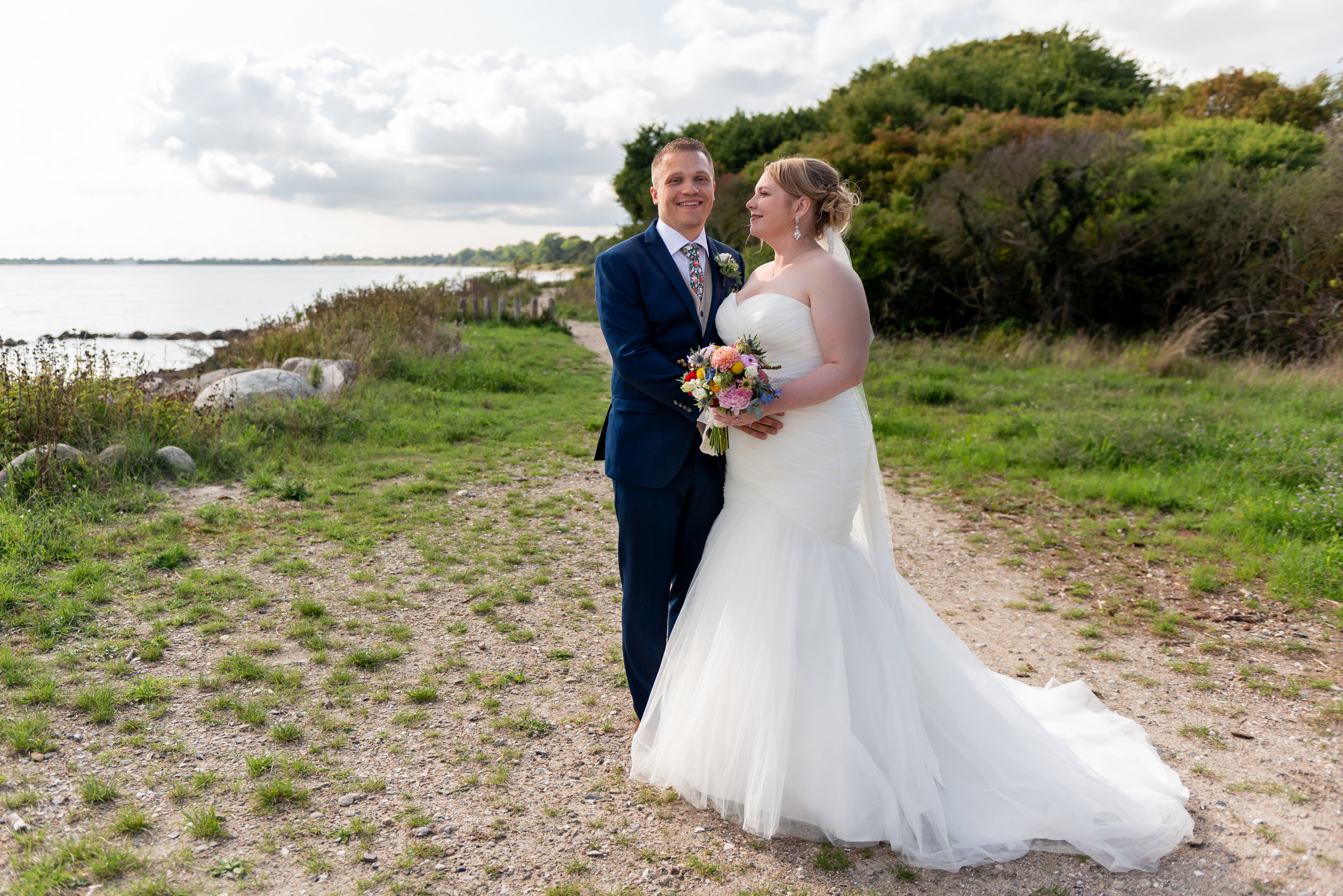 - Thank you for the best memories we could ever wish for. We will enjoy these wedding photos and the memories Pernille captured at our wedding many years from now.- Linette & Morten