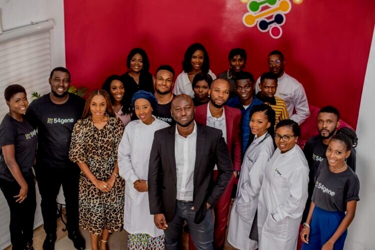 54GENE PLANS TO BUILD AFRICA'S FIRST BIOBANK… -