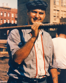 Samuel Pompa - FounderSince 1960,Samuel Pompa,shown here in 1962, has developed and built over 3,500 apartments and 140,000 square feet of commercial space in the New York City area. He holds a B.A. in Architectural Engineering from Columbia University.