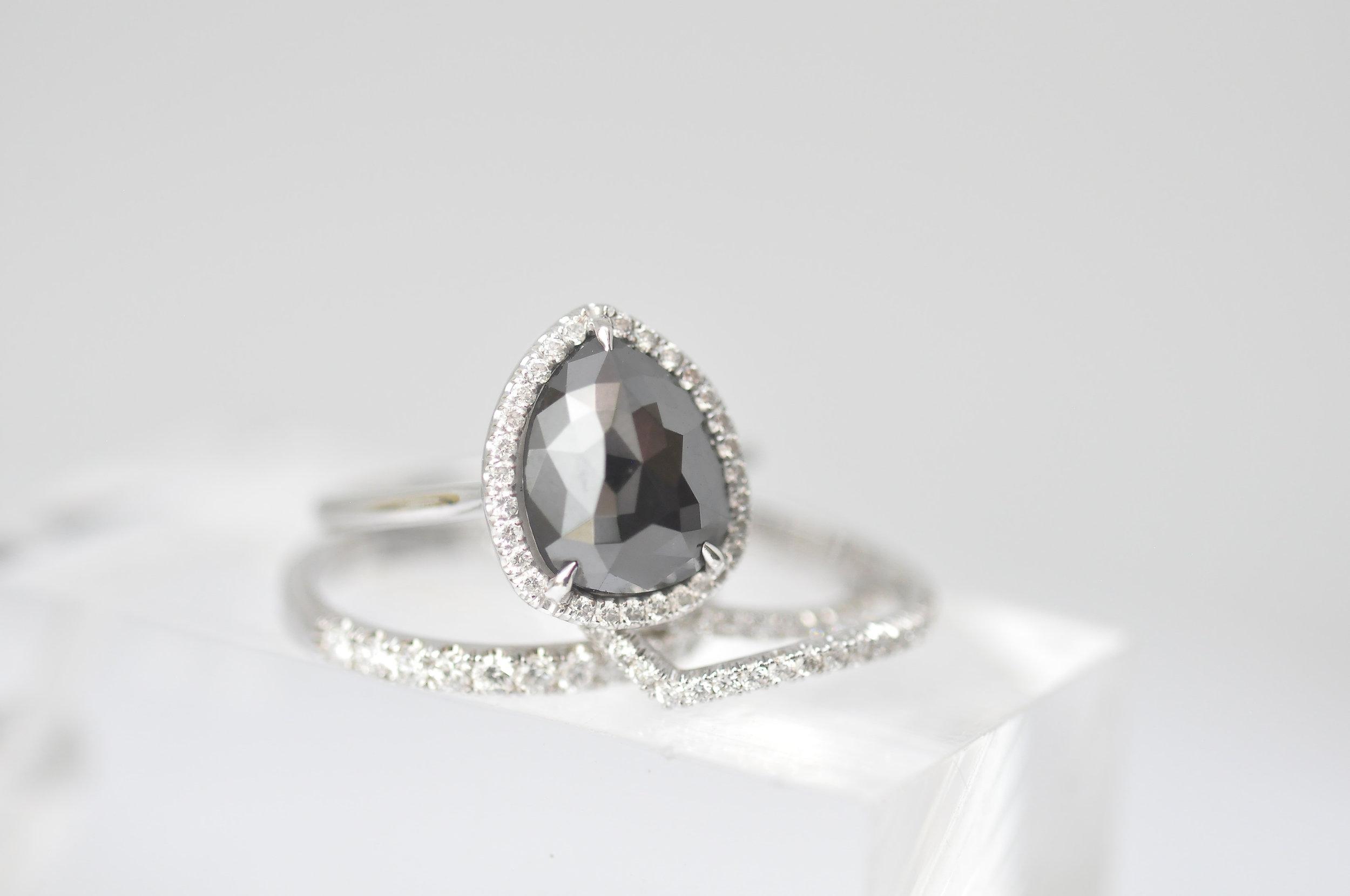 Black Diamond Engagement Ring Toronto.jpg