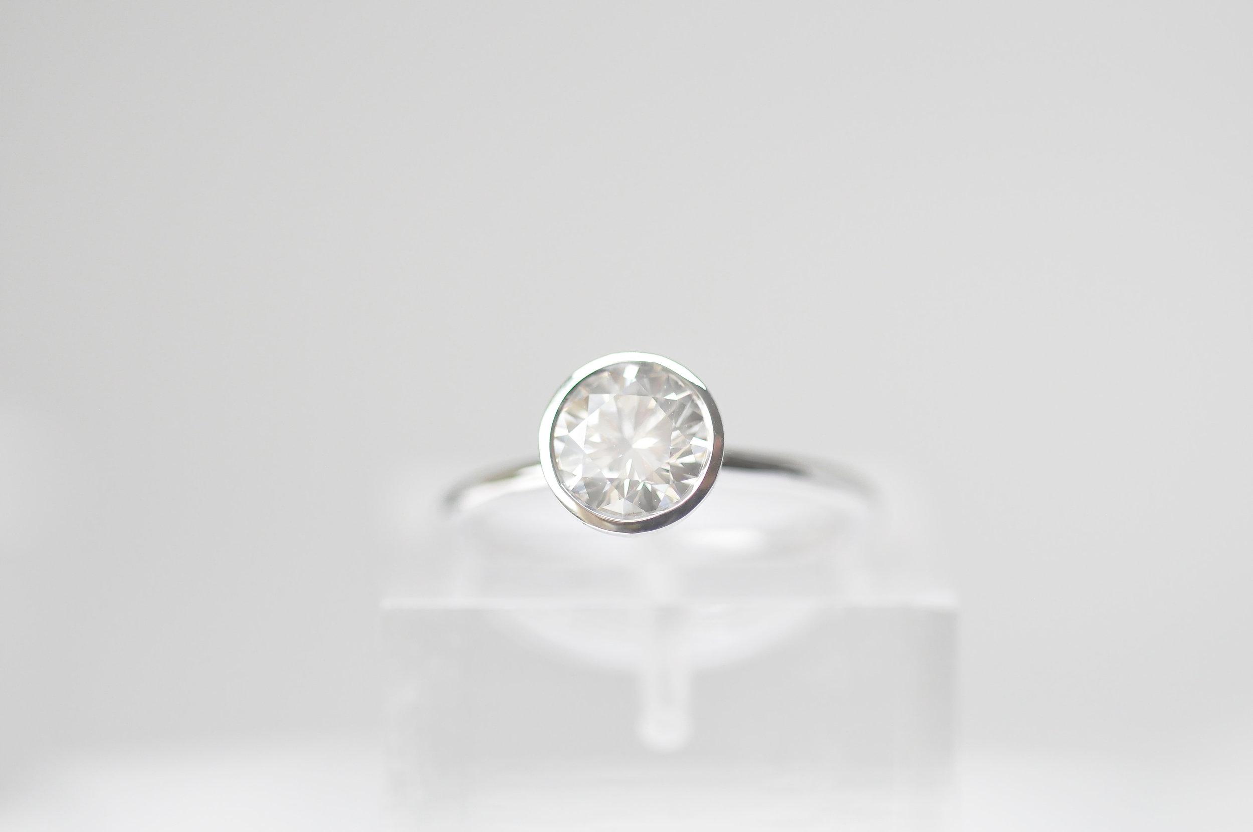Custom Bezel Engagement Ring Toronto .jpg