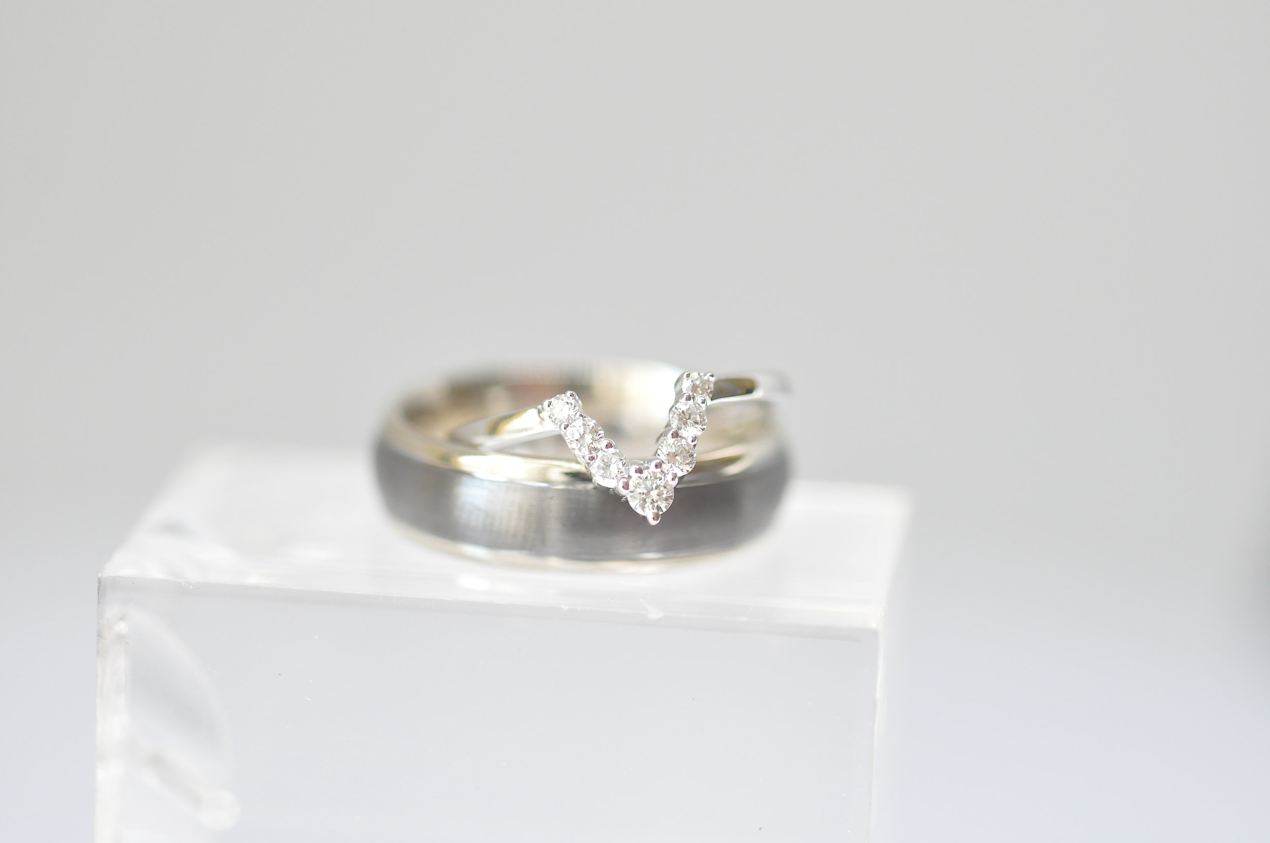 Custom Men's Wedding Ring Toronto .JPG