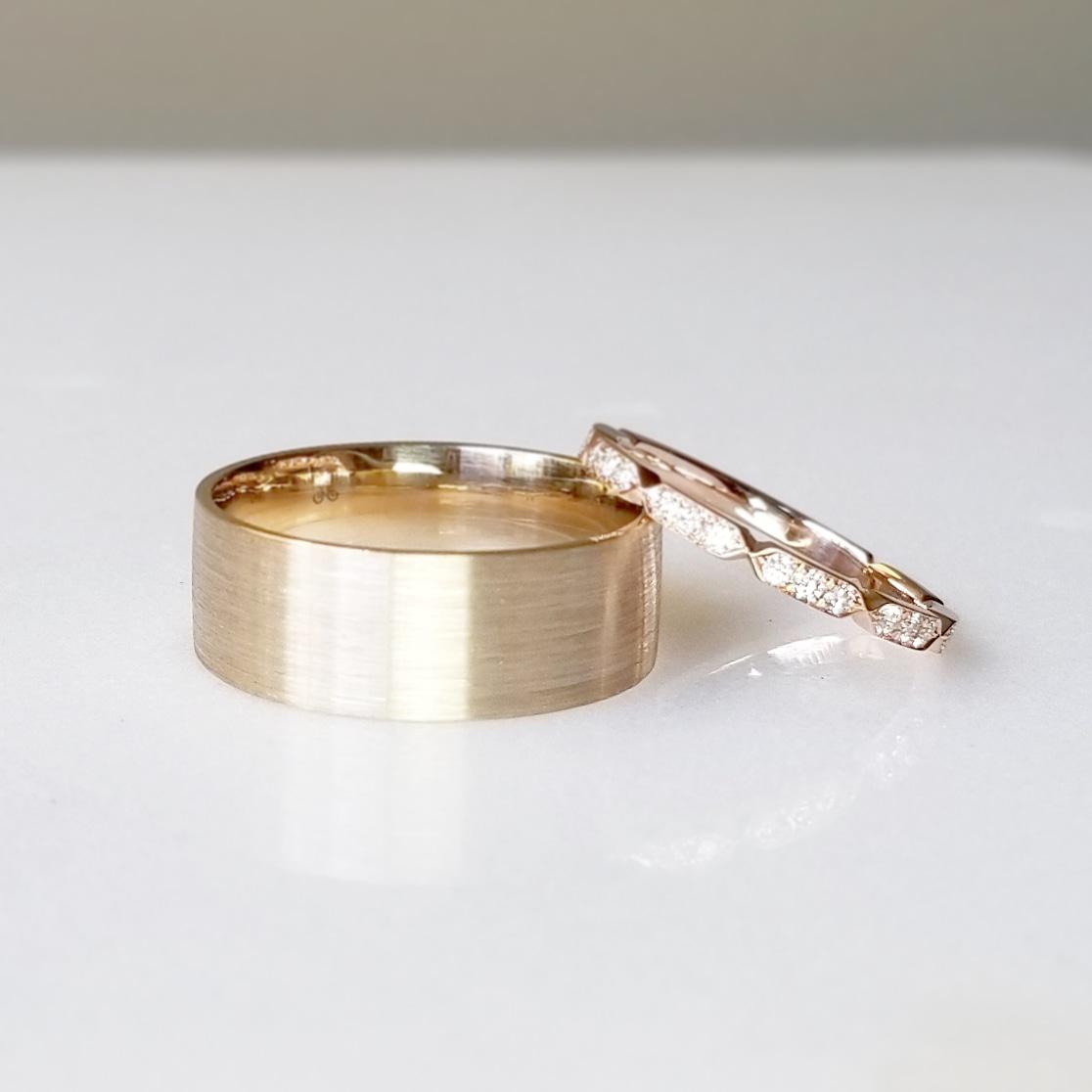 Custom Rose Gold Wedding Ring Toronto.jpg