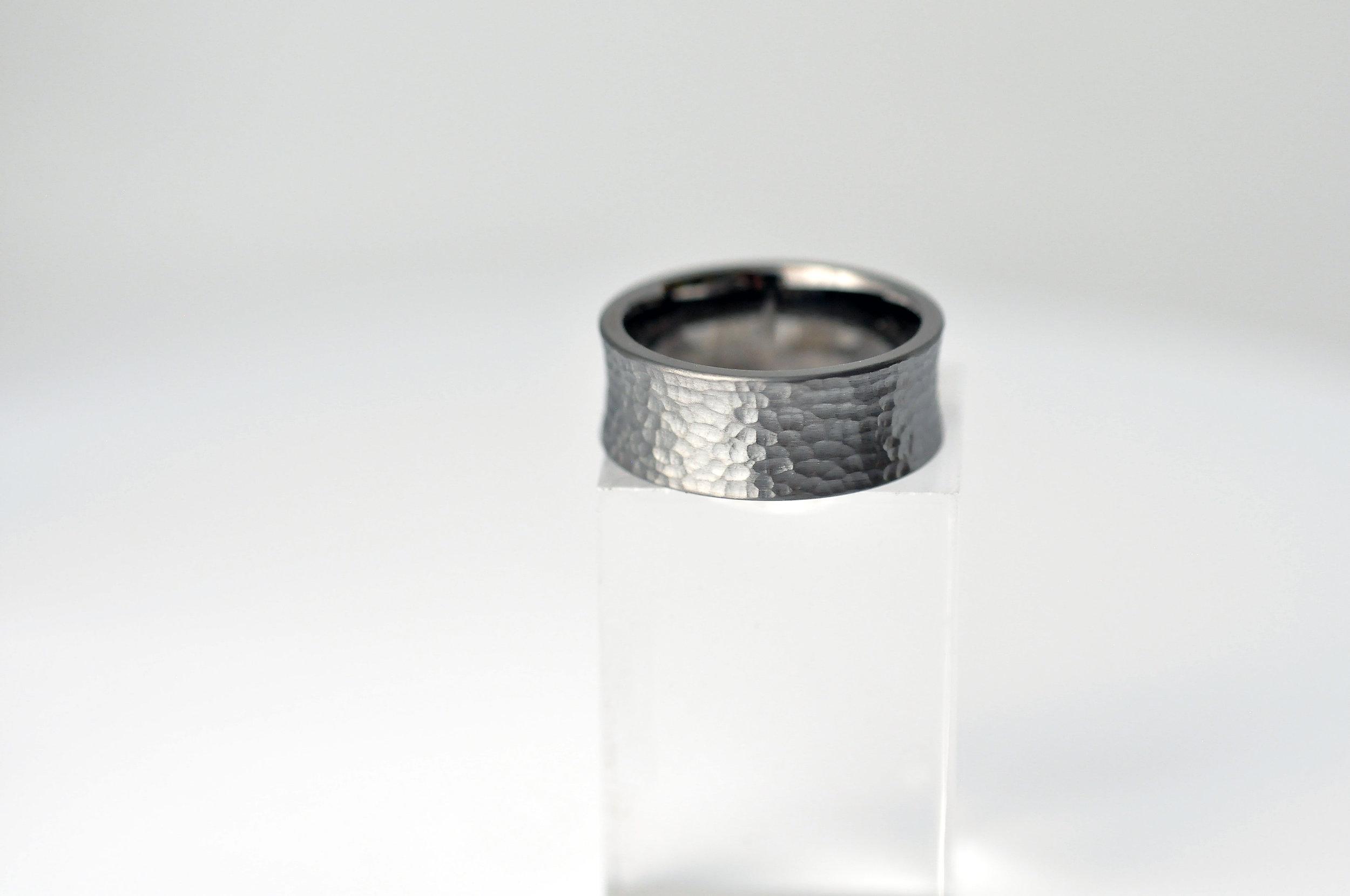 Black Men's Rugged Ring Toronto.jpg