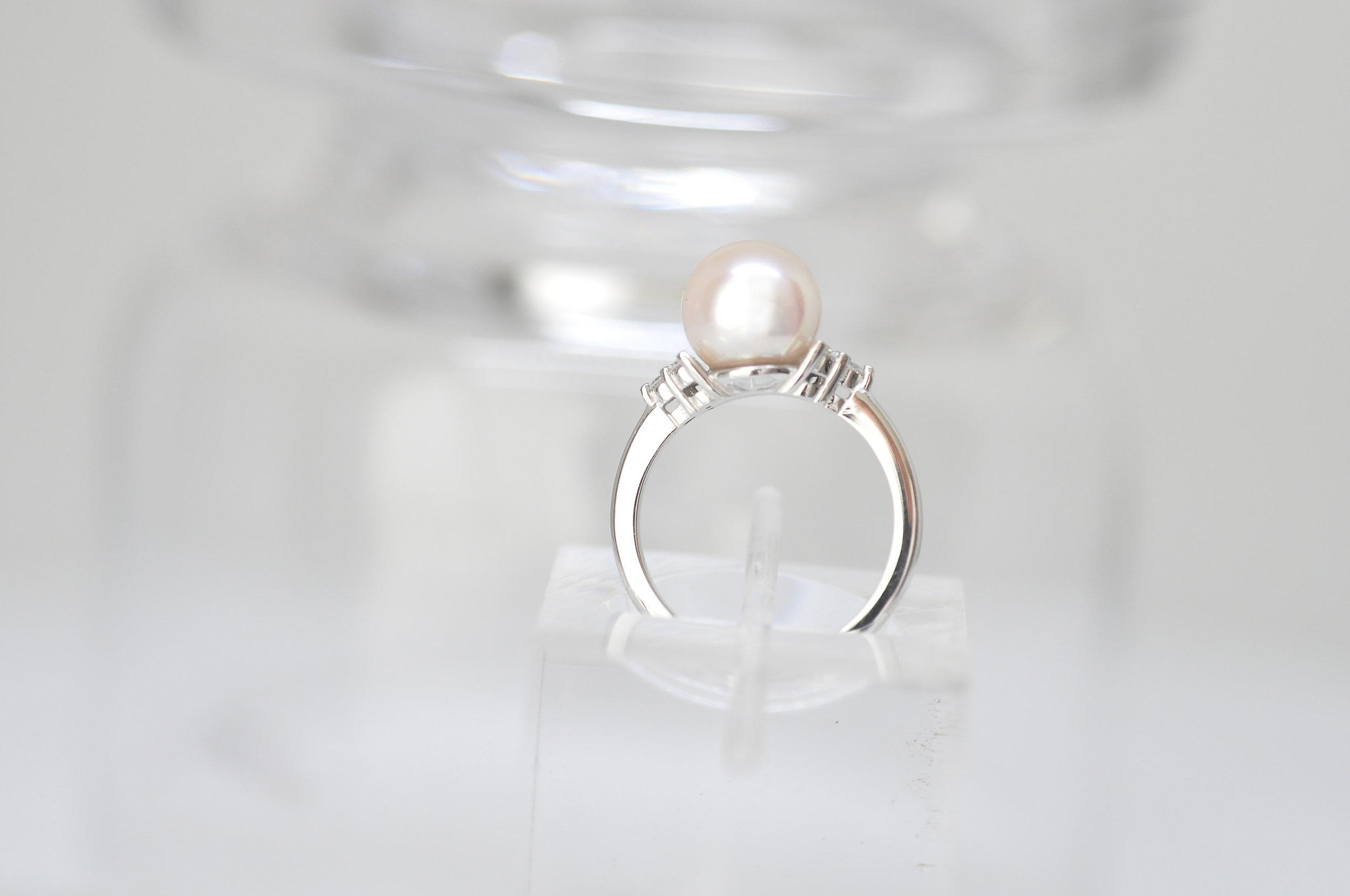 Pearl Engagement Ring Toronto.jpg