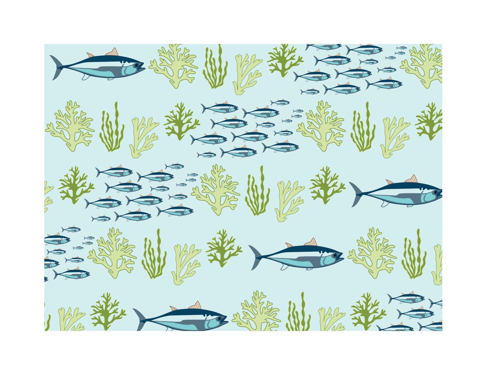 Albacore Tuna Pattern