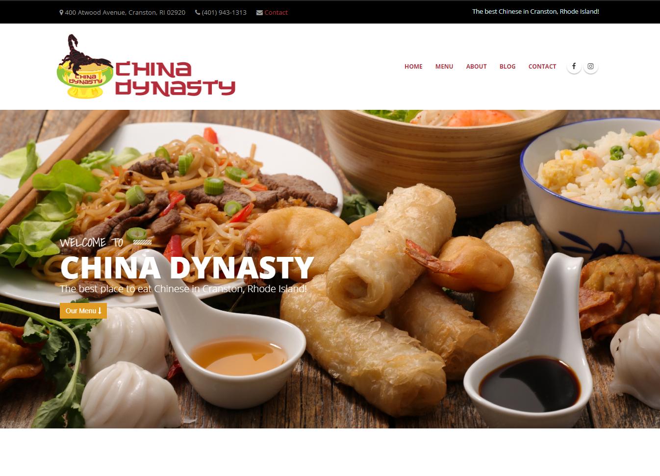 China Dynasty Restaurant