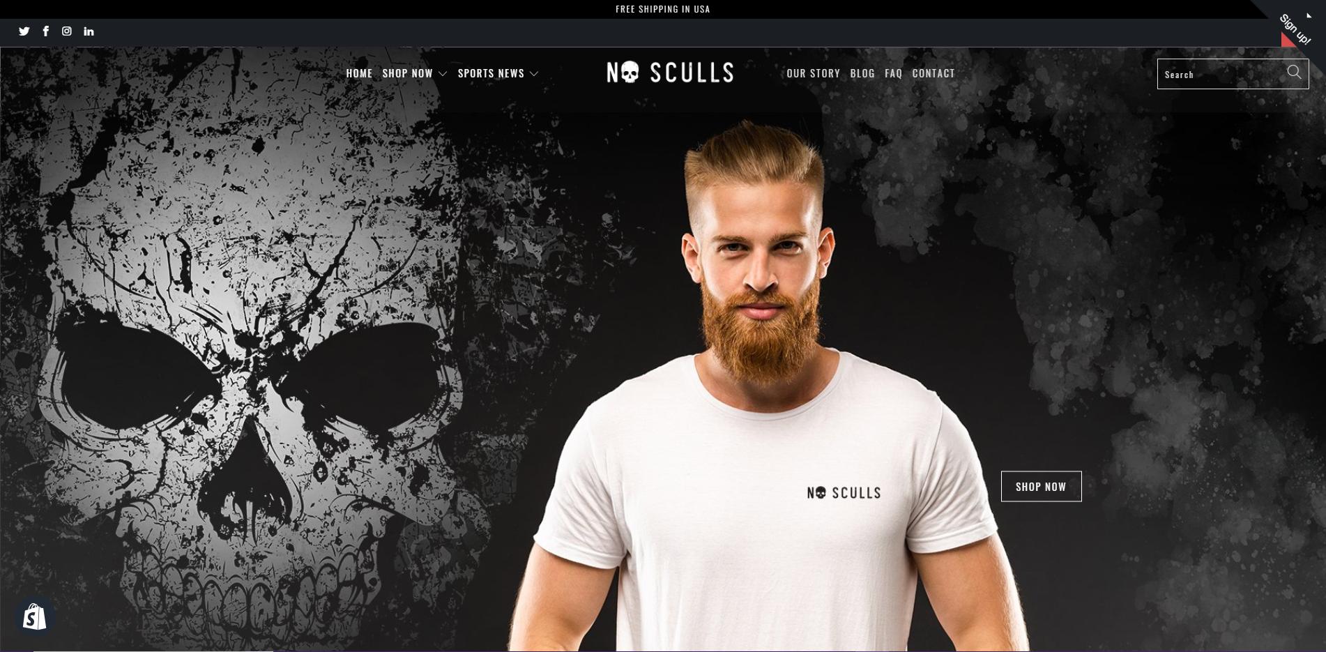No Sculls