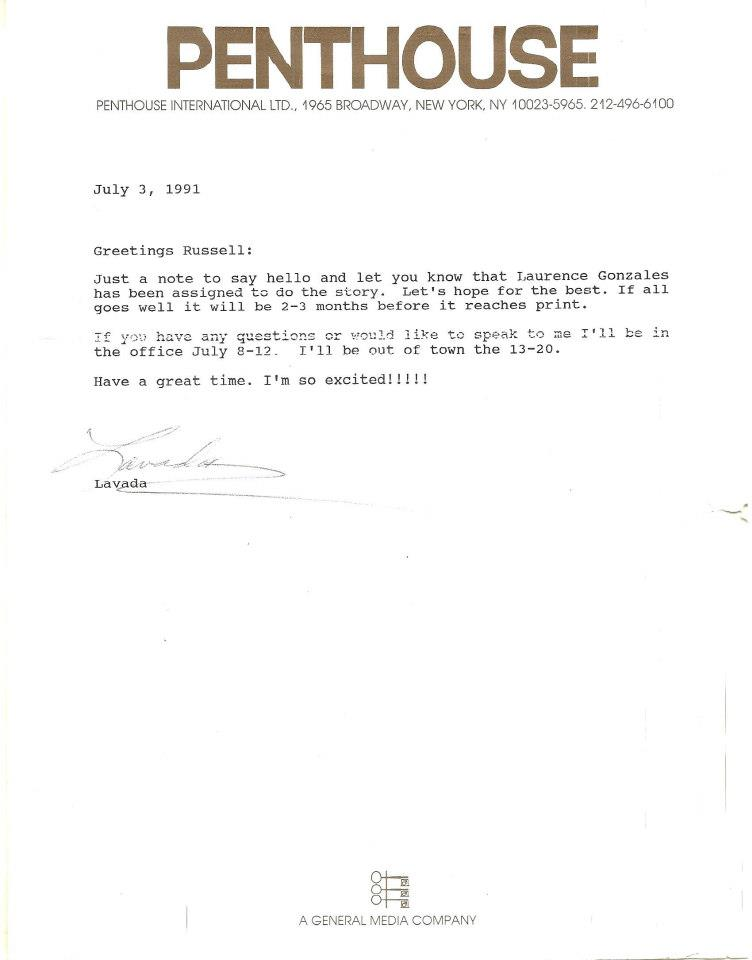 In 1992 Russell Johnson was interviewed by Penthouse Magazine regarding his involvement with the Chung Moo Quan martial arts cult. The article was unpublished. Click on the picture to read the pdf.  The Martial Arts Cult of John C. Kim by Laurence Gonzales
