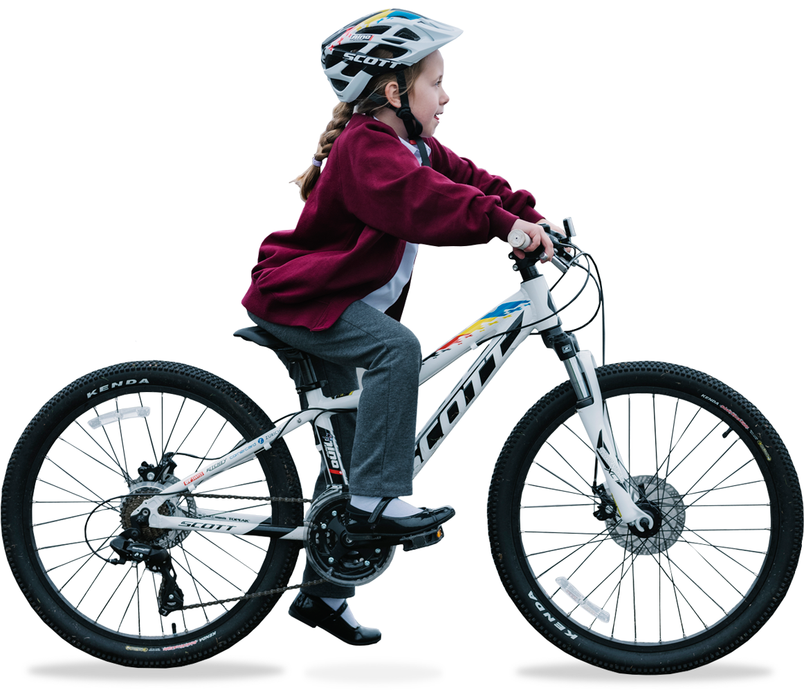 Get on your bike with Wight Cycle Training. - We help everyone to get moving