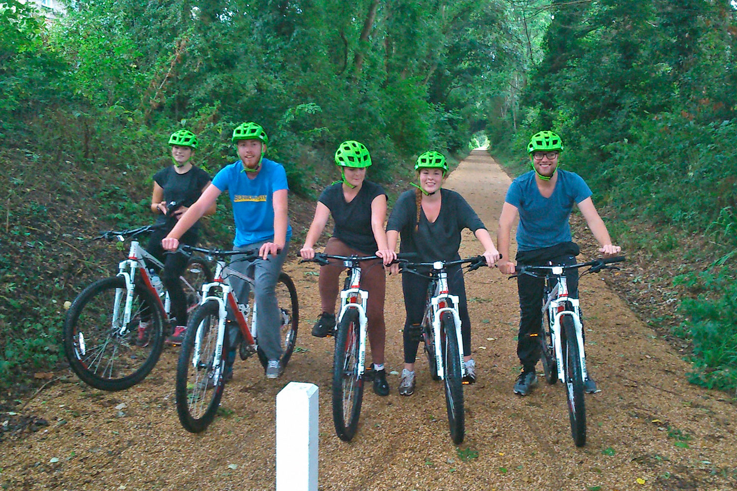 Wight Cycle Training tours