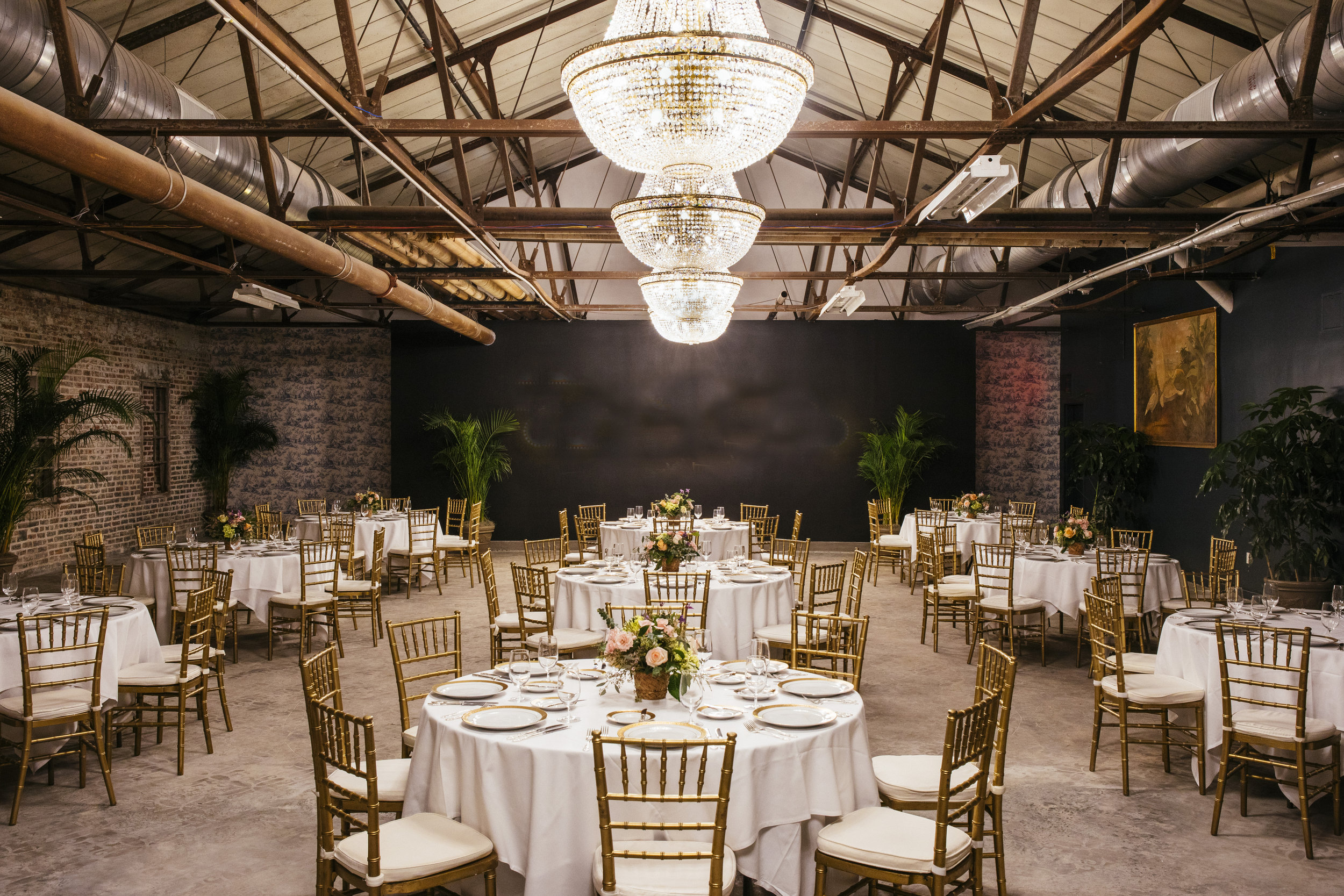 The Parlor, the Pontchartrain's Event Space