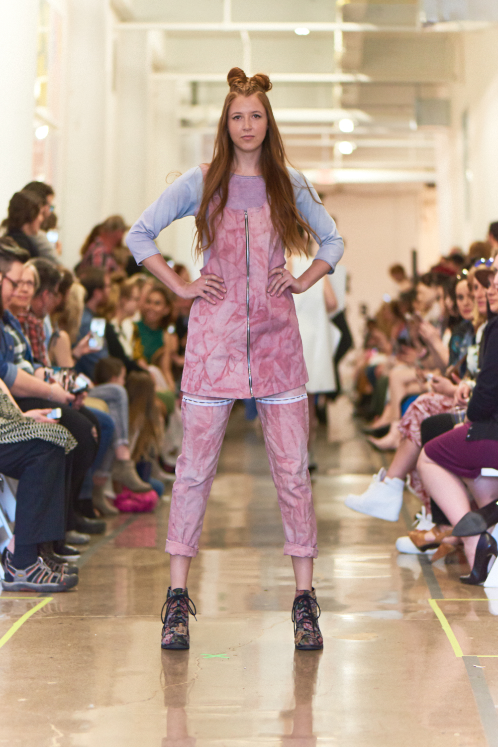 Look 12:Emily Laurich