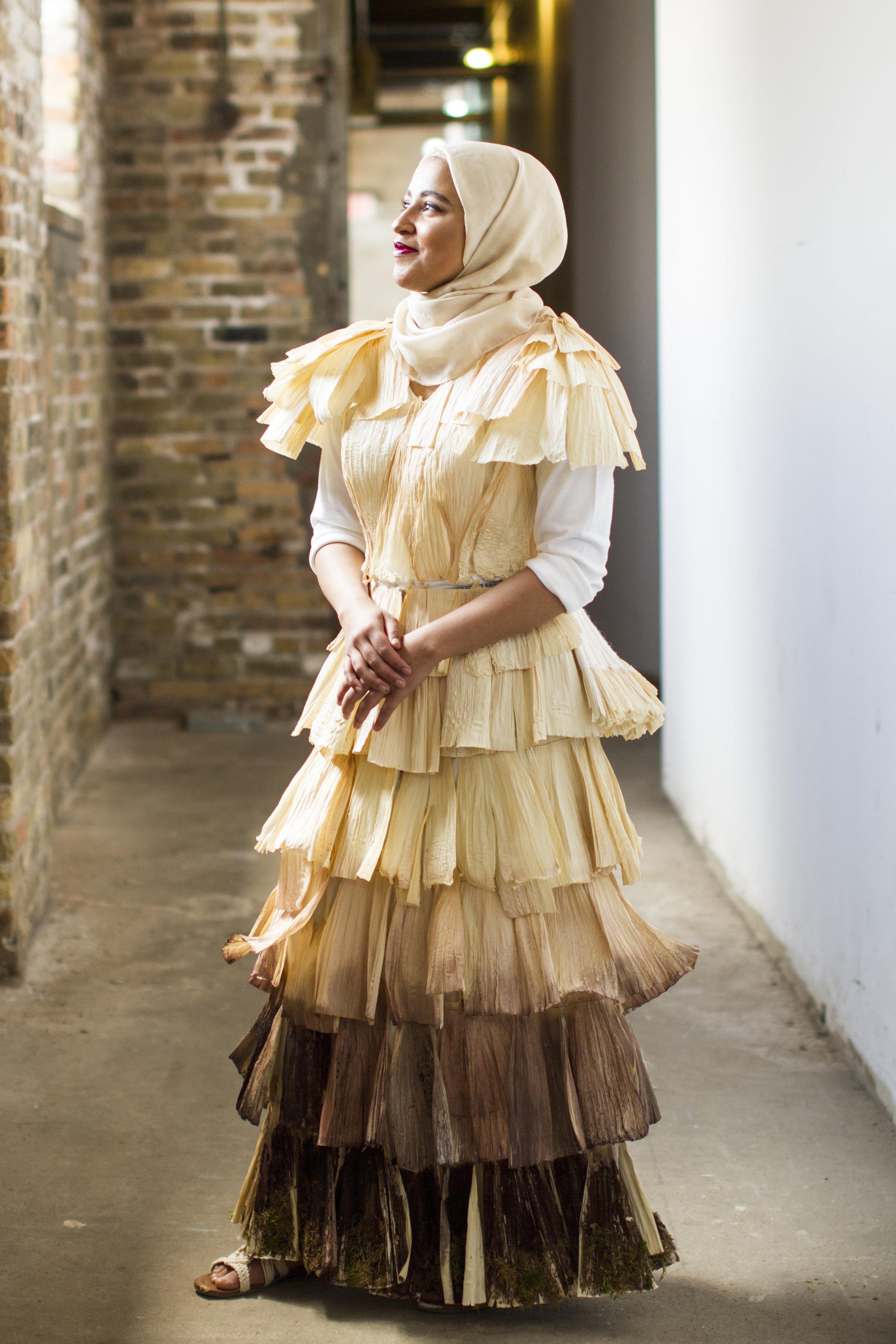 Winner Eco Fashion Challenge <br>Asiya Youngmark