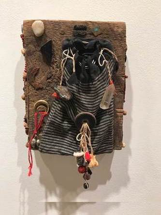 Rootworkers Bag 2 by Anne Bouie