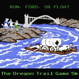 Have you signed up to participate in the 4th Annual Oregon Trail Game 5K? Will you die of dysentery or make it to Oregon? Click on the link in our bio to find out more!  #oregoncity #downtownoregoncity #bnkconstruction #providencehospital #fordorfloat #oregontrailgame #5k #kidsrace #running #family #coveredwagon #themed