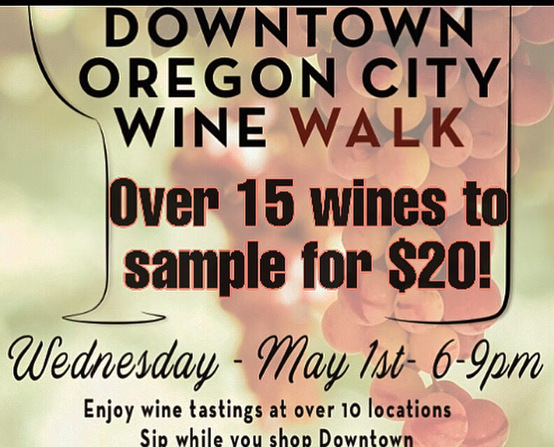 Get Your Tickets Now! - Here is the list of winery and downtown business pairings…