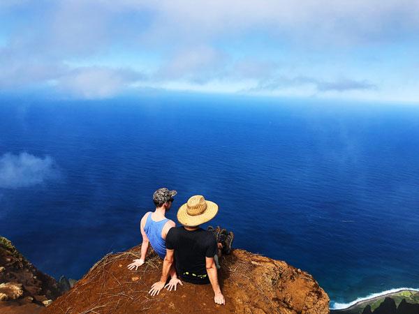 Kalalau Lookout hike