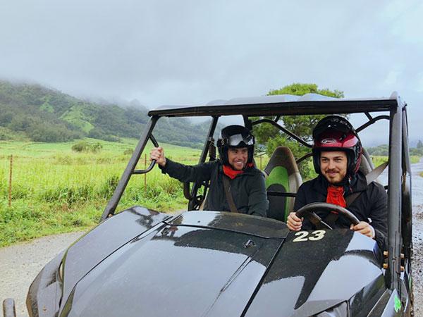 4x4 off-road adventure tour