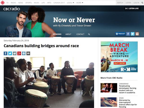 Photo: Screen grab from CBC Radio