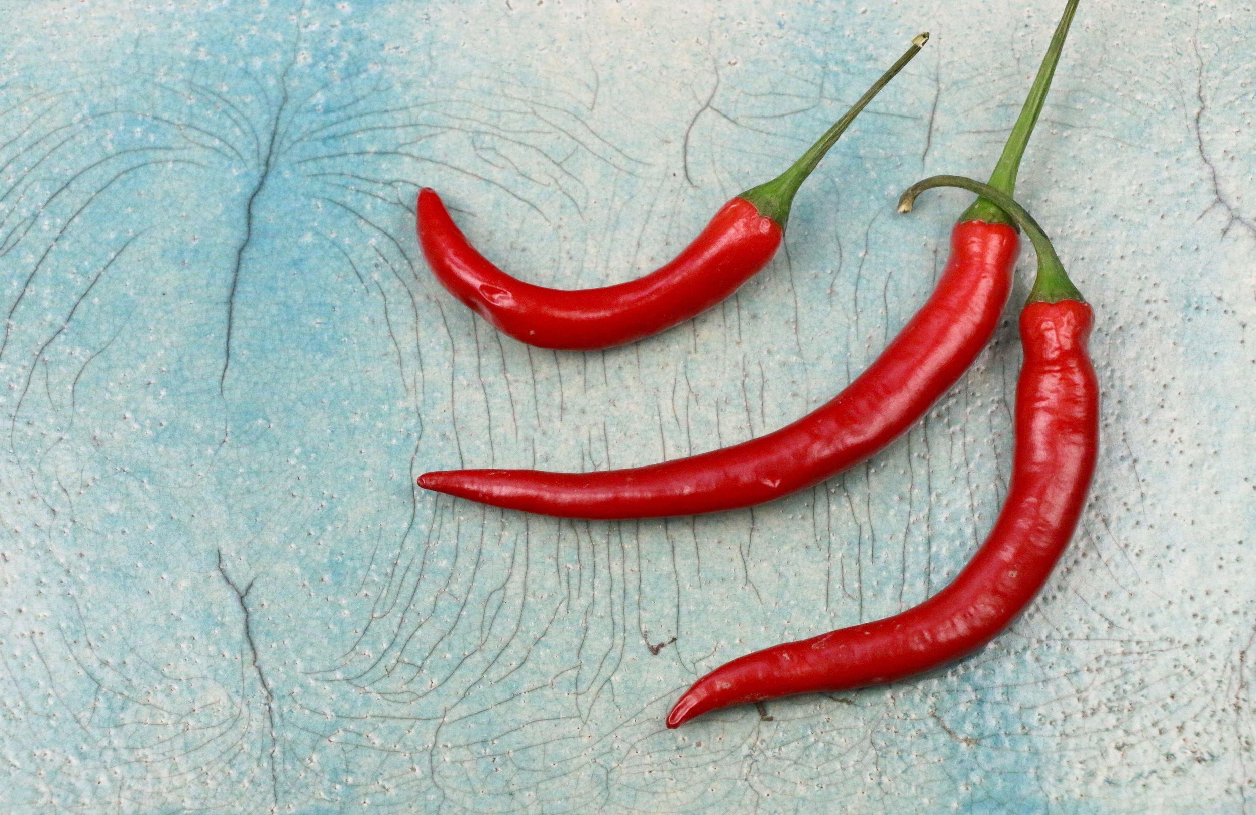 Bonus: Hot Peppers -