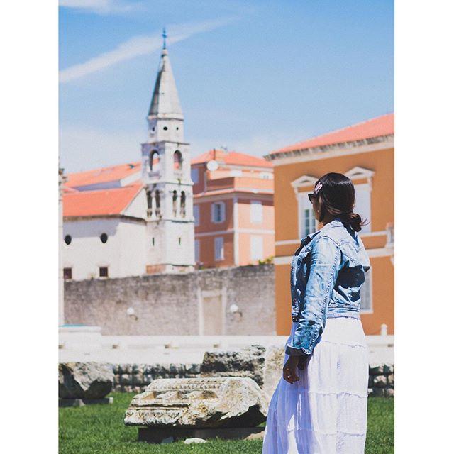 #wouldratherbehere #throwback to Beautiful Croatia! . #europeanstreets #croatia #travelling #adventure #dubrovnik #photooftheday #zadar #gameofthrones #unmatchedbeauty #kingslanding #beauty #historic #travelblogger #whenindianstravel #travelmindset #happymindset #happy #dress #nightphotography #sunset #blogcomingsoon #happy #sun #wouldratherbeherewednesday #tb #myindianroots . 📸 by @slr_infinity @swapnil510
