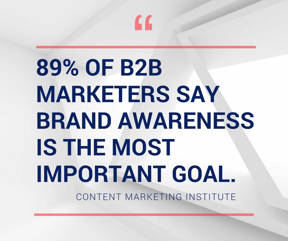 B2B Marketers Brand Awareness Meme