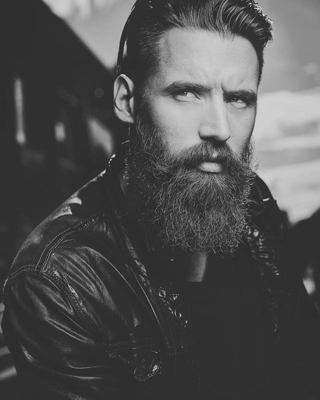 Throwing it back to rocking it in Oslo with @thomas_robert & @interfotonorge - great city & great store!! Let's do it again !! #location #locationportraits #editorialphotography #bwfashion #beards #bwbeards