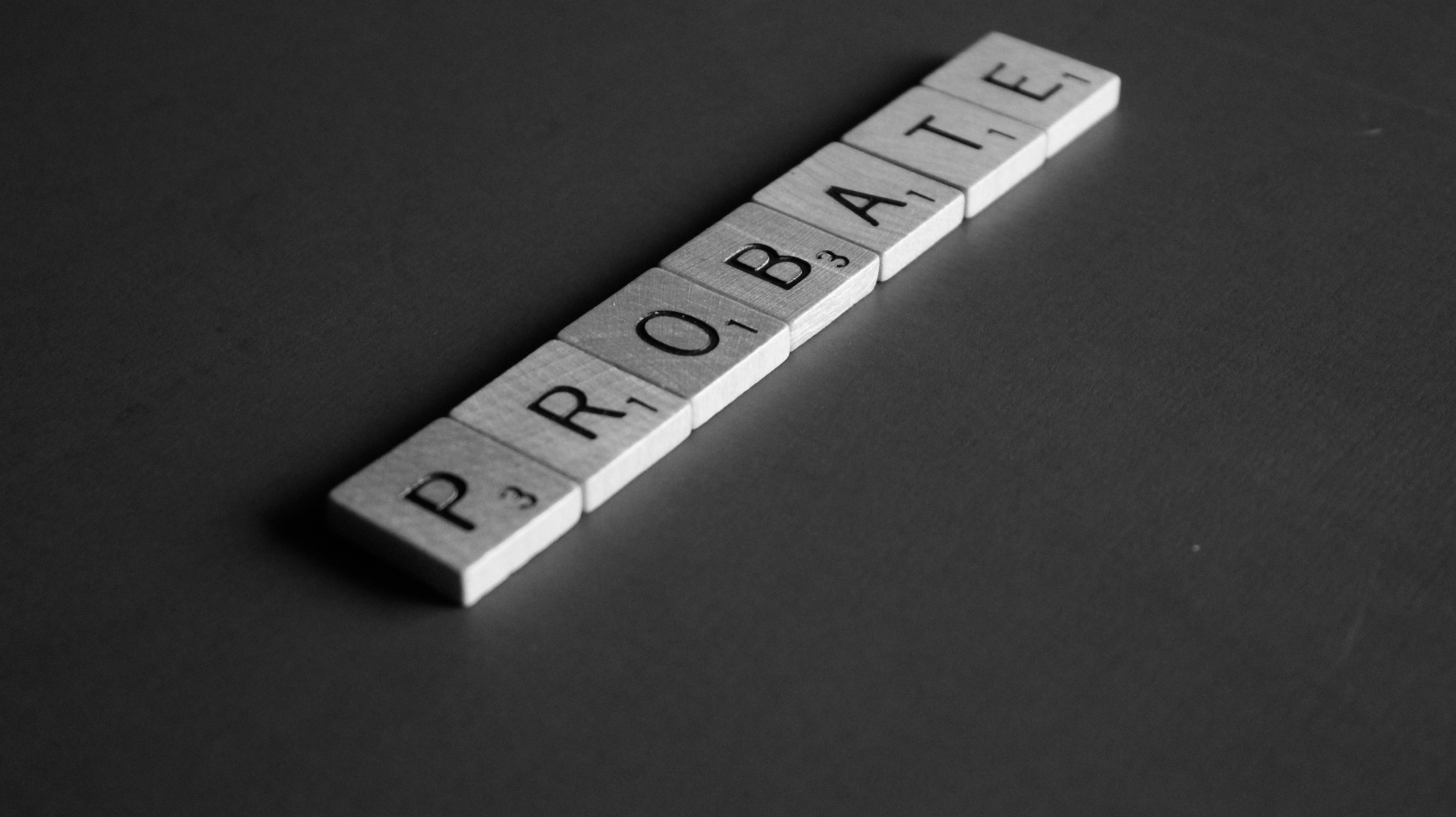 The Probate & Administration process requires detailed paperwork to be submitted to the Surrogate's Court.