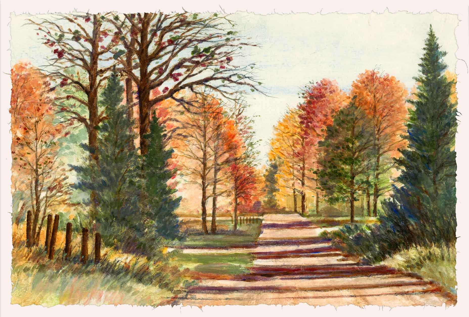 Copy of Back Roads 22x30