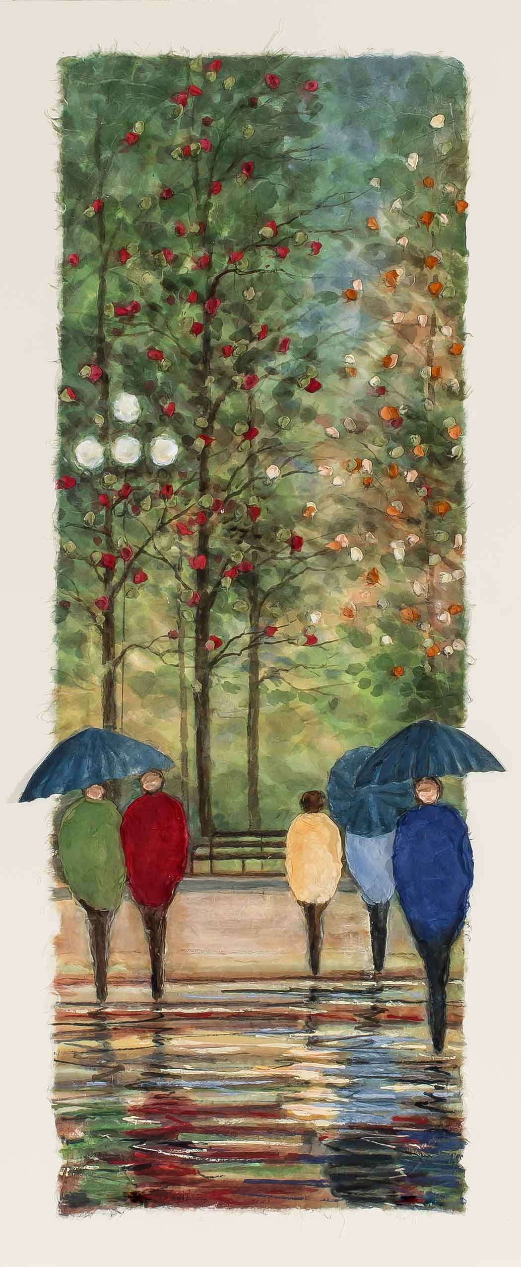 Walk in the Park 16x36