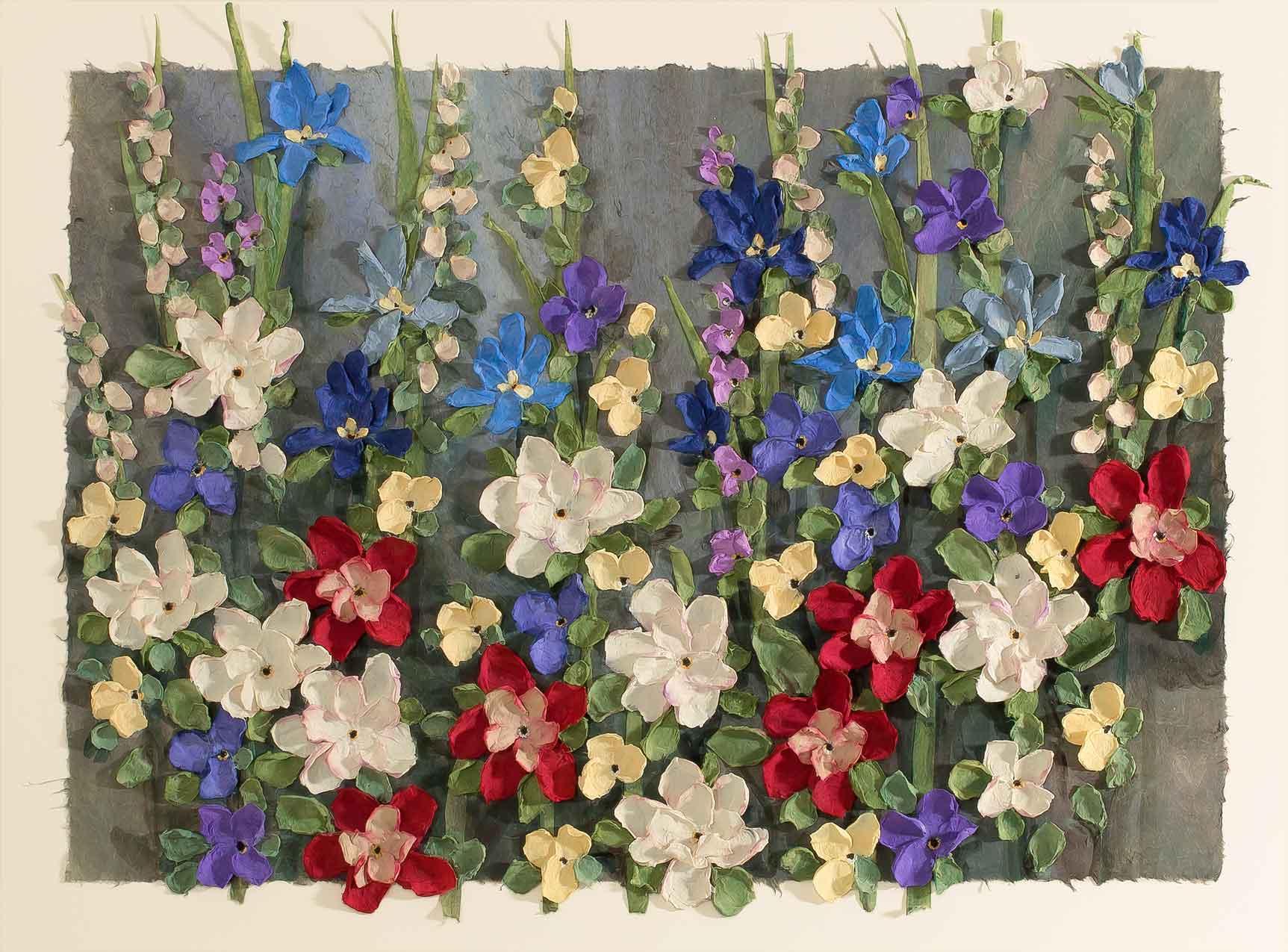 Copy of Garden Flowers 30x40
