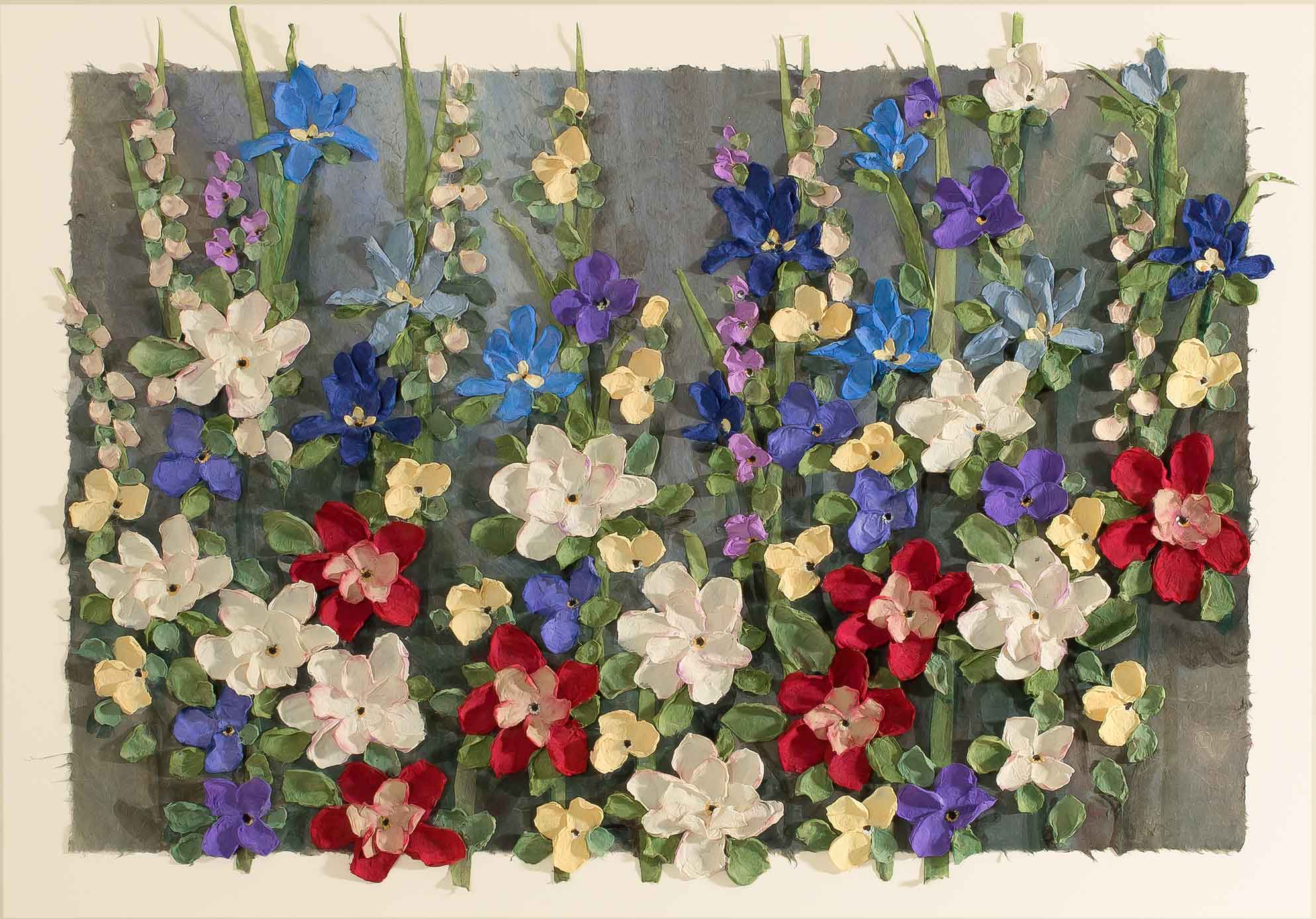Copy of Garden Flowers 11x14