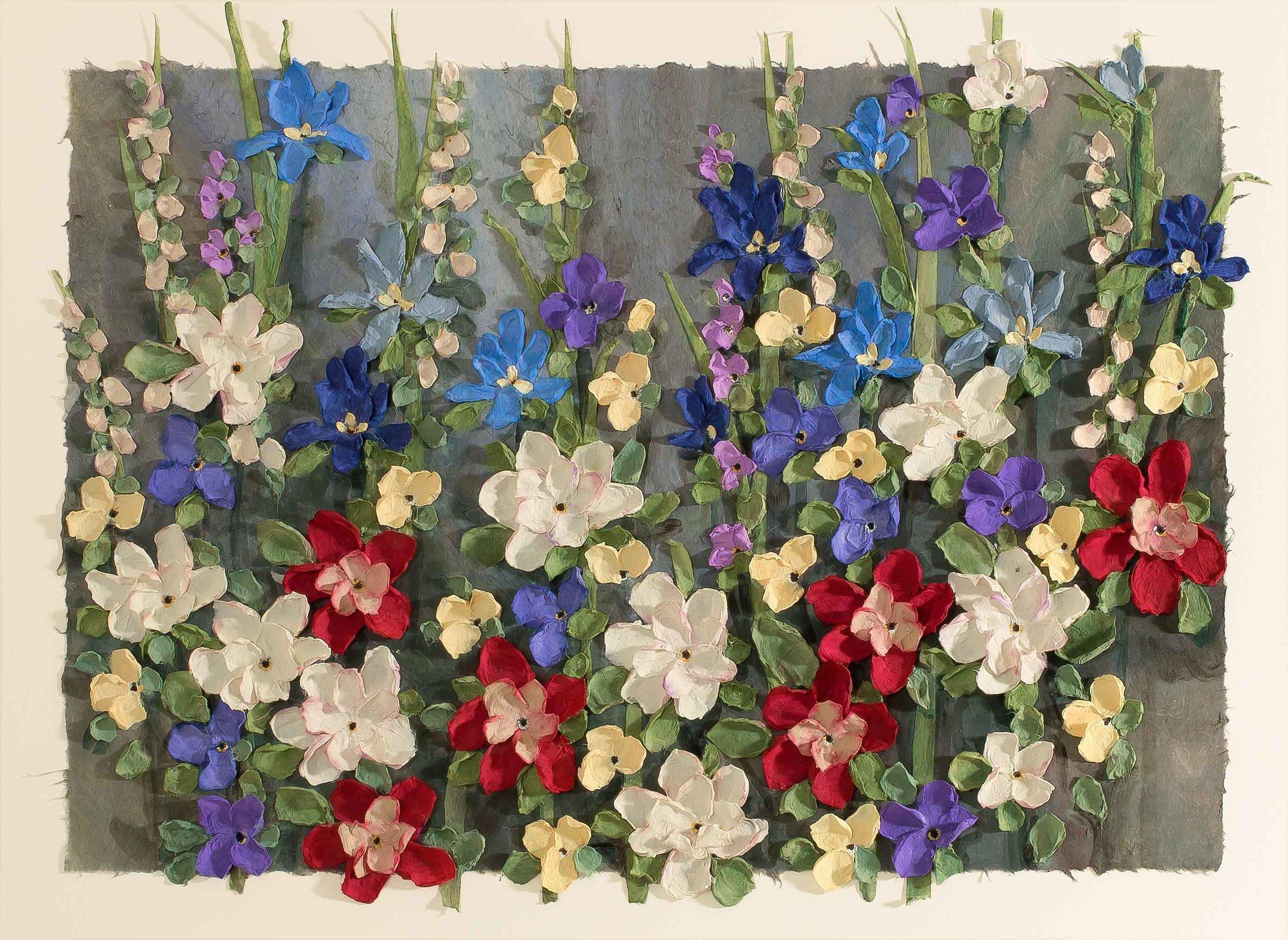 Copy of Garden Flowers 22x30